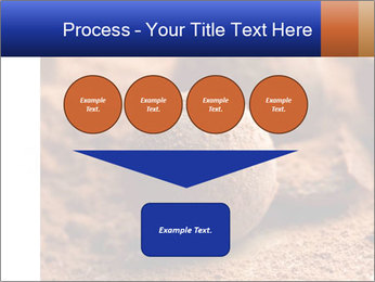 Chocolate truffle PowerPoint Template - Slide 93