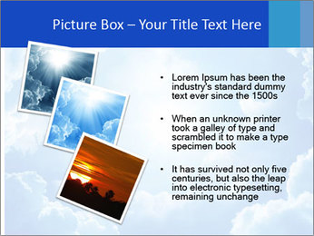 The divine sky PowerPoint Template - Slide 17