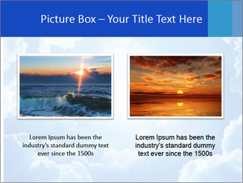 The divine sky PowerPoint Template - Slide 18