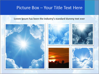 The divine sky PowerPoint Template - Slide 19