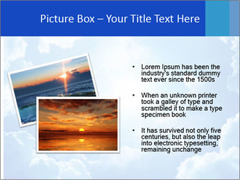 The divine sky PowerPoint Template - Slide 20