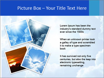 The divine sky PowerPoint Template - Slide 23