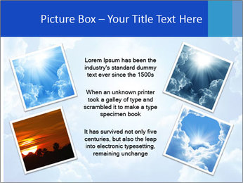 The divine sky PowerPoint Template - Slide 24