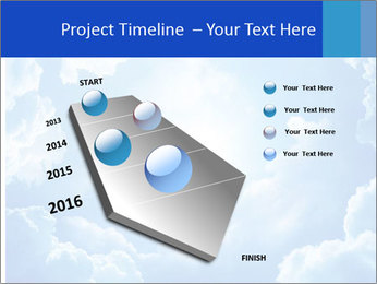 The divine sky PowerPoint Template - Slide 26