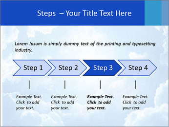 The divine sky PowerPoint Template - Slide 4