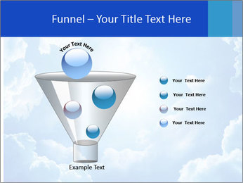 The divine sky PowerPoint Template - Slide 63