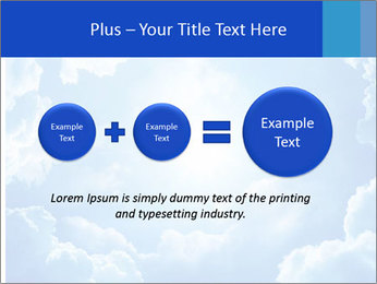 The divine sky PowerPoint Template - Slide 75