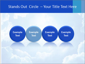 The divine sky PowerPoint Templates - Slide 76