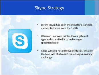 The divine sky PowerPoint Template - Slide 8