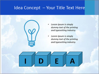 The divine sky PowerPoint Template - Slide 80