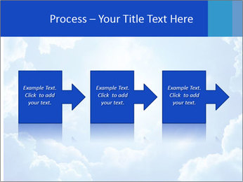 The divine sky PowerPoint Template - Slide 88