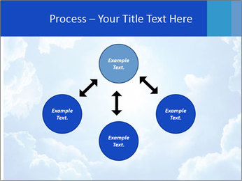 The divine sky PowerPoint Template - Slide 91