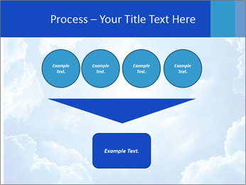 The divine sky PowerPoint Template - Slide 93