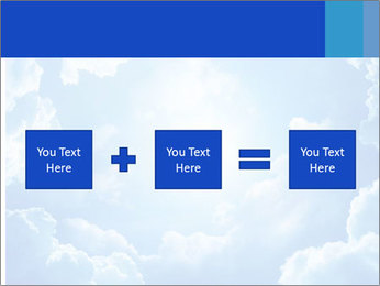 The divine sky PowerPoint Template - Slide 95