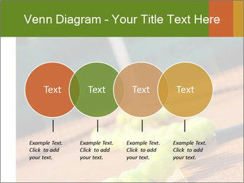 Tennis ball, vintage rackets PowerPoint Templates - Slide 32