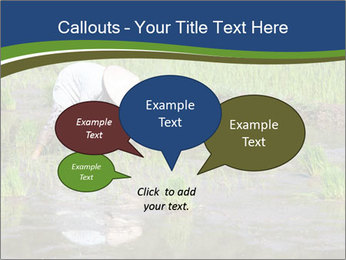 Rice Planting PowerPoint Templates - Slide 73