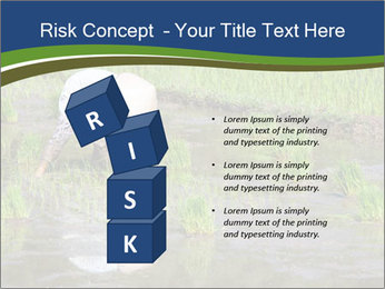 Rice Planting PowerPoint Templates - Slide 81