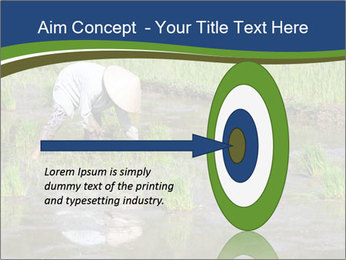 Rice Planting PowerPoint Templates - Slide 83