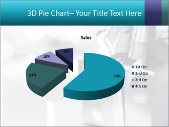 Silver christmas gift PowerPoint Templates - Slide 35