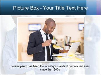 Portrait of a male surgeon, colleagues PowerPoint Templates - Slide 15