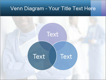 Portrait of a male surgeon, colleagues PowerPoint Template - Slide 33