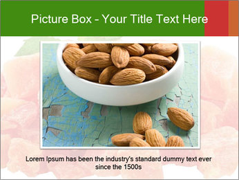 Dried papaya PowerPoint Template - Slide 16
