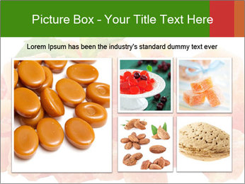 Dried papaya PowerPoint Templates - Slide 19