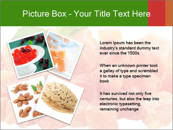 Dried papaya PowerPoint Template - Slide 23