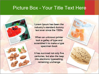 Dried papaya PowerPoint Templates - Slide 24