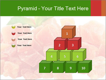 Dried papaya PowerPoint Template - Slide 31