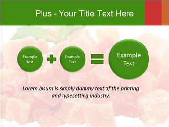 Dried papaya PowerPoint Template - Slide 75