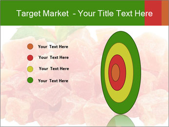 Dried papaya PowerPoint Template - Slide 84