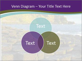 Giant's Causeway,Northern Ireland PowerPoint Template - Slide 33