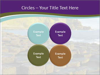 Giant's Causeway,Northern Ireland PowerPoint Template - Slide 38
