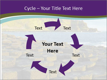 Giant's Causeway,Northern Ireland PowerPoint Template - Slide 62
