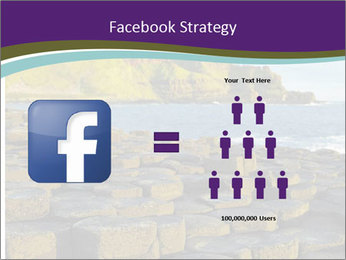 Giant's Causeway,Northern Ireland PowerPoint Templates - Slide 7