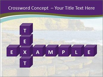 Giant's Causeway,Northern Ireland PowerPoint Template - Slide 82