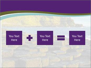 Giant's Causeway,Northern Ireland PowerPoint Template - Slide 95
