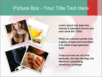 Hands in the cold PowerPoint Template - Slide 23
