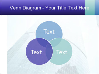Business skyscrapers of downtown PowerPoint Template - Slide 33