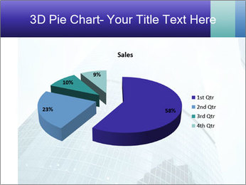 Business skyscrapers of downtown PowerPoint Templates - Slide 35