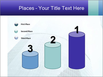 Business skyscrapers of downtown PowerPoint Template - Slide 65