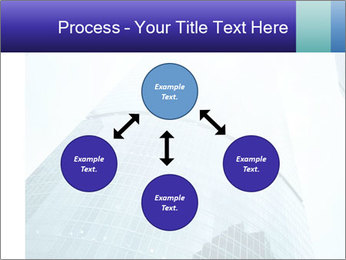 Business skyscrapers of downtown PowerPoint Template - Slide 91