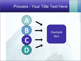 Business skyscrapers of downtown PowerPoint Template - Slide 94