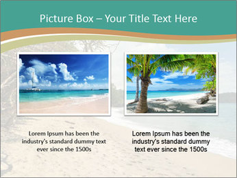 Tropical beach in Costa Rica PowerPoint Templates - Slide 18