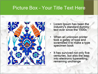 Floral Decorative Carve PowerPoint Template - Slide 13