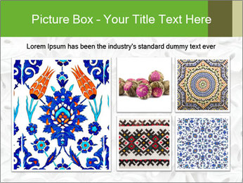 Floral Decorative Carve PowerPoint Template - Slide 19