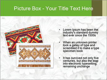 Floral Decorative Carve PowerPoint Template - Slide 20