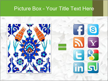 Floral Decorative Carve PowerPoint Template - Slide 21