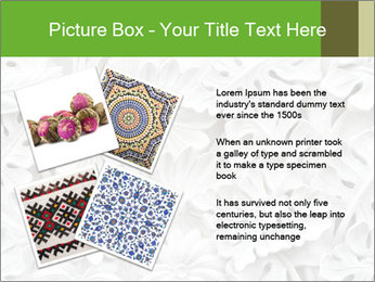 Floral Decorative Carve PowerPoint Template - Slide 23